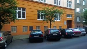 Budova advokátní kanceláře Brno